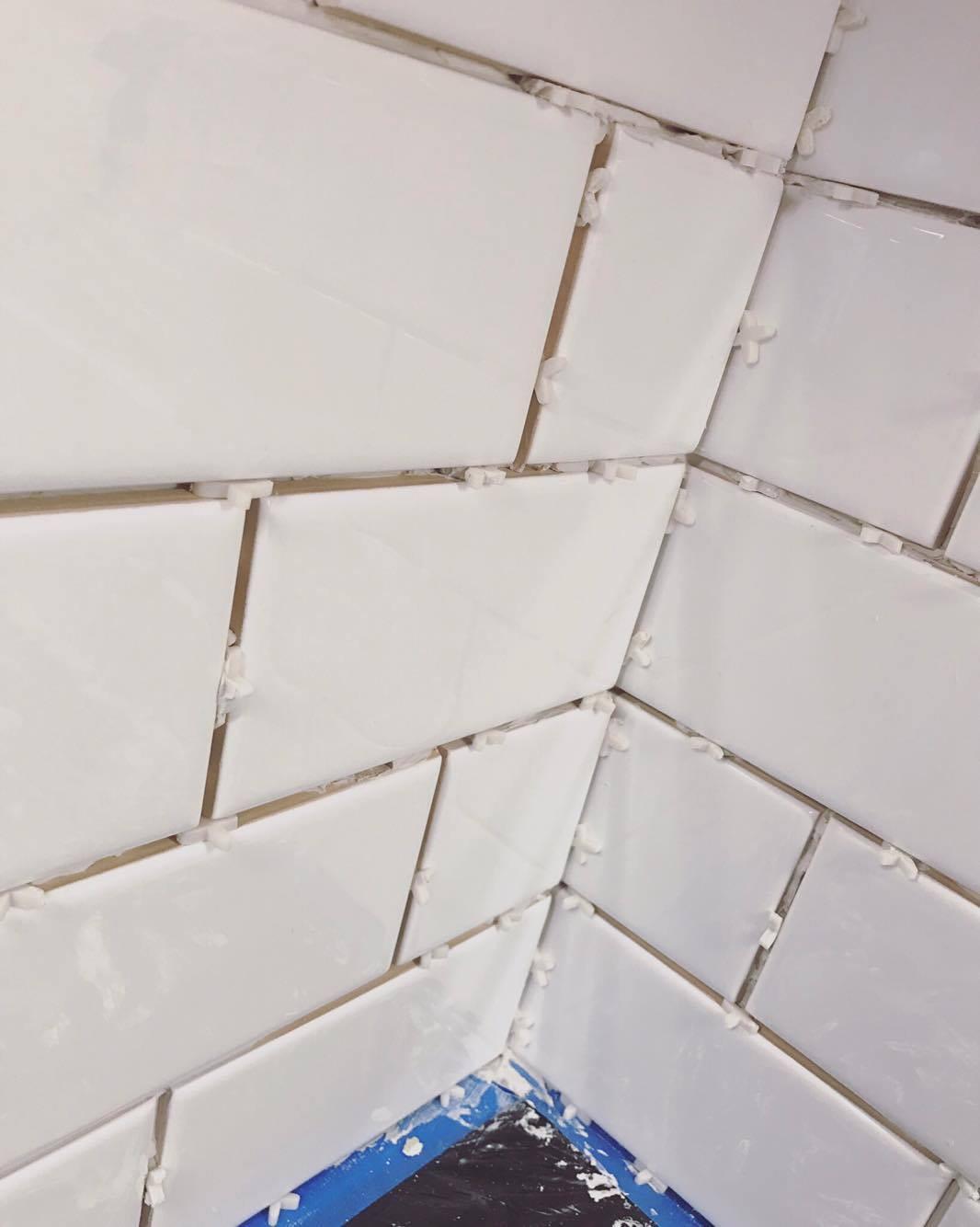 - Our Subway Tile Backplash, Part Deux Accidental Suburbanites