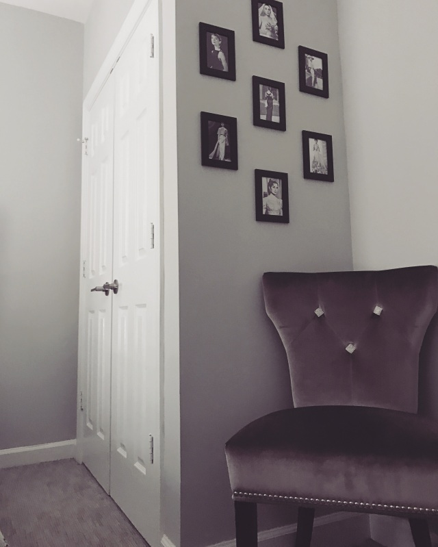 Audrey Hepburn Inspired Guest Room | Accidental Suburbanites